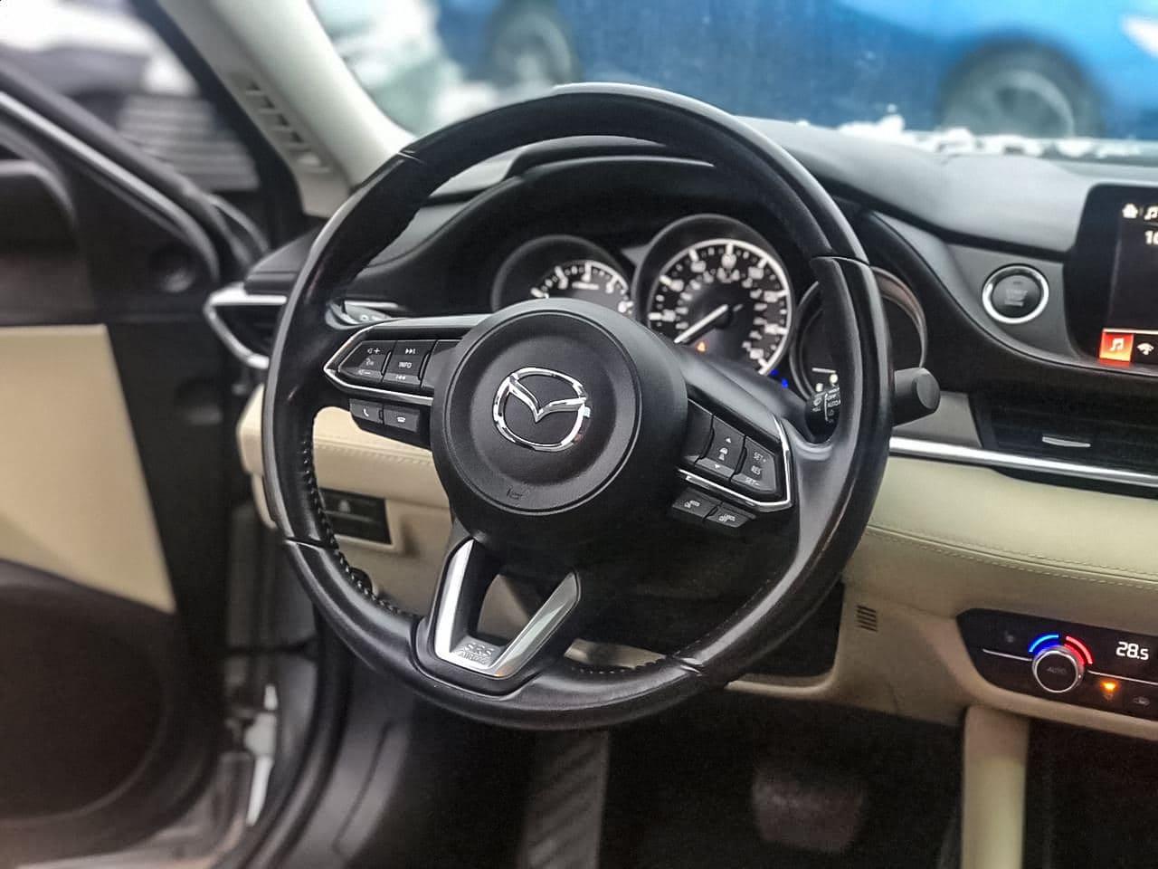 2018 Mazda 6 | Vin: JM1GL1VM0J1312323