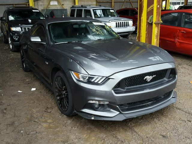 2017 Ford  | Vin: 1FA6P8CF3H5******