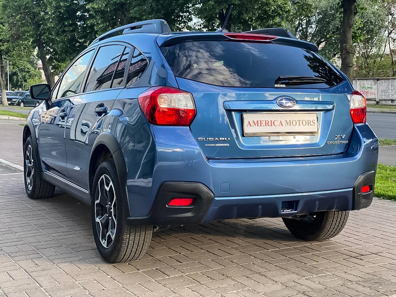 2015 Subaru XV CROSSTR | Vin: JF2GPASC5F8296149
