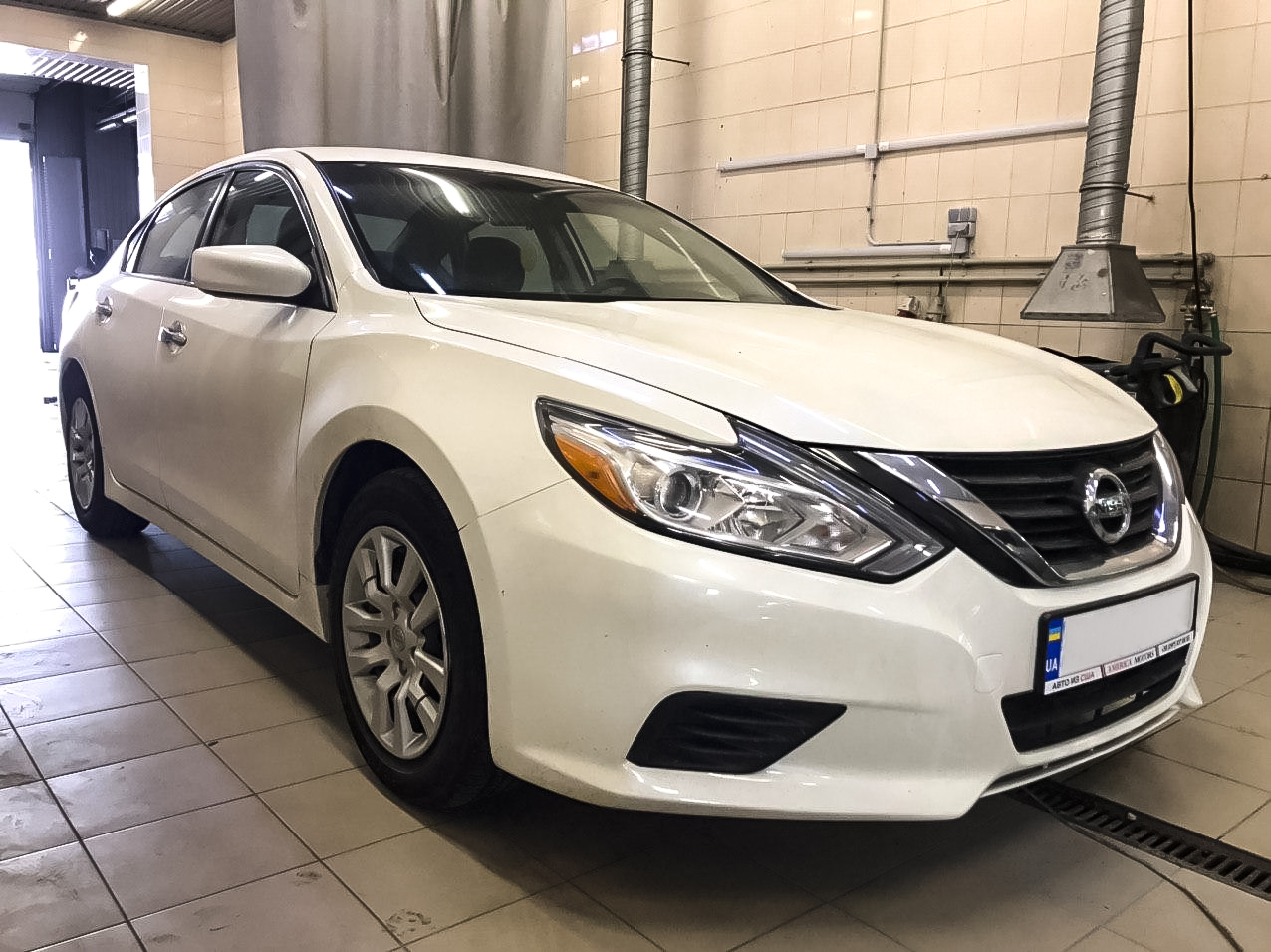 2016 Nissan  | Vin: 1N4AL3APXGC206420