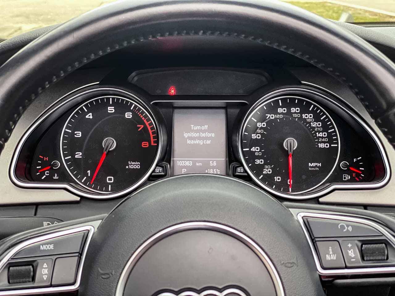 2013 Audi A5   Vin: WAULFAFH5EN001800