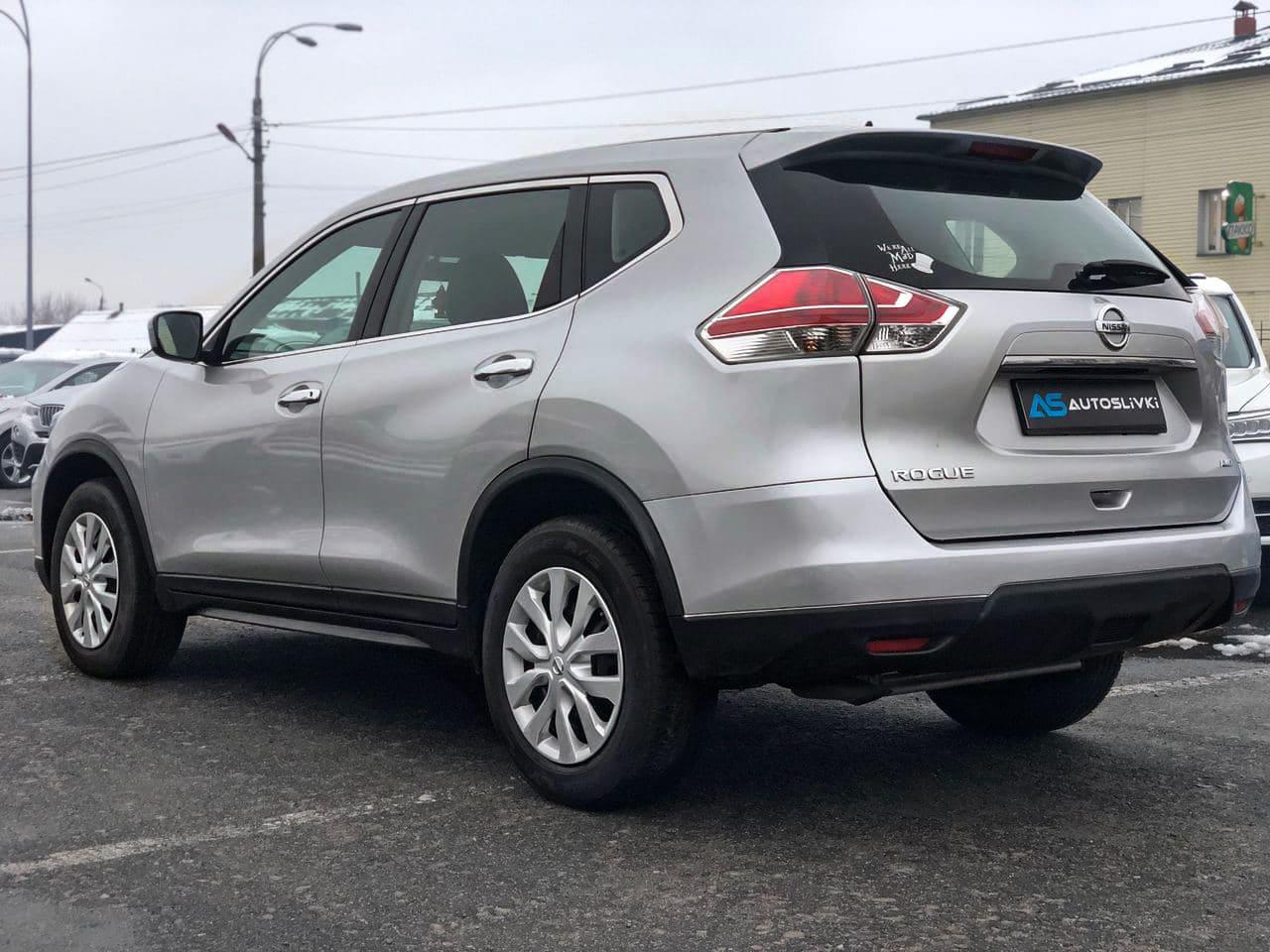2015 Nissan ROGUE | Vin: KNMAT2MV0FP588270