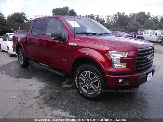 2016 Ford  | Vin: 1FTEW1EP4GFD11891
