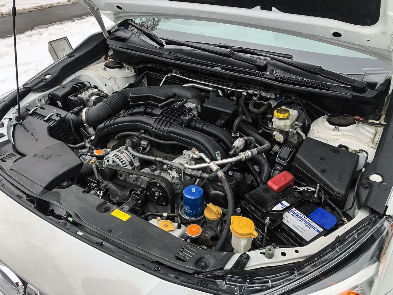 2018 Subaru IMPREZA   Vin: 4S3GKAC65K3605843