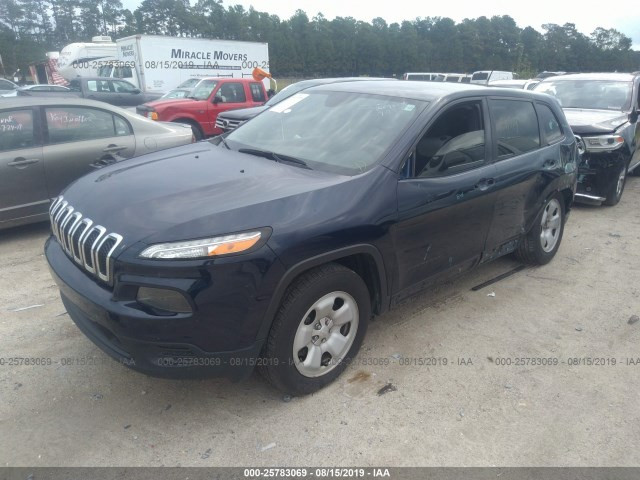 2014 Jeep  | Vin: 1C4PJMABXEW125532