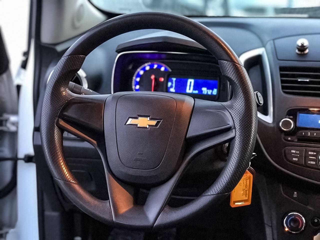 2013 Chevrolet TRACKER | Vin: KL1BF765JDB169710