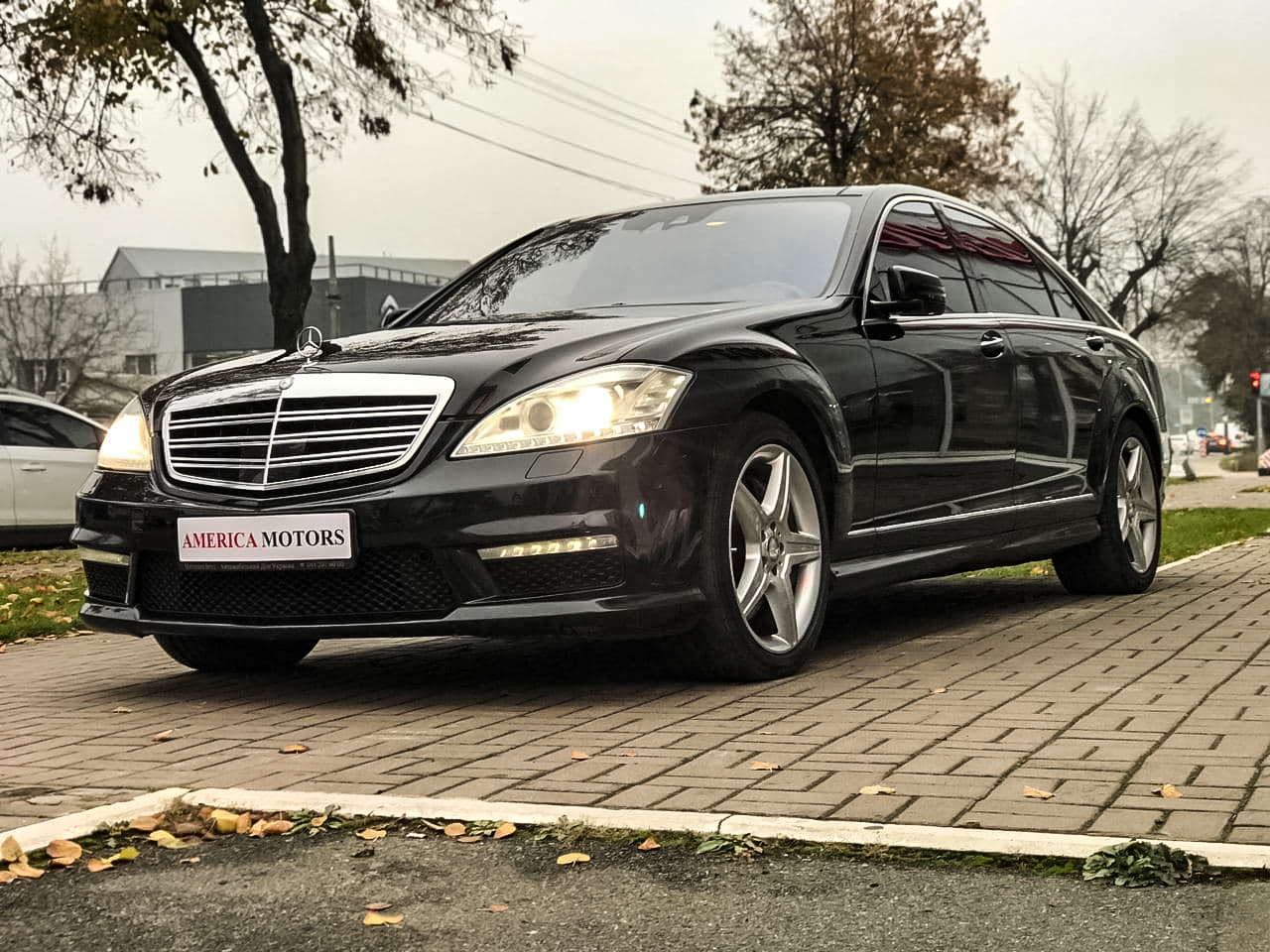2010 Mercedes-Benz S600L AMG | Vin: WDD2211761A364628