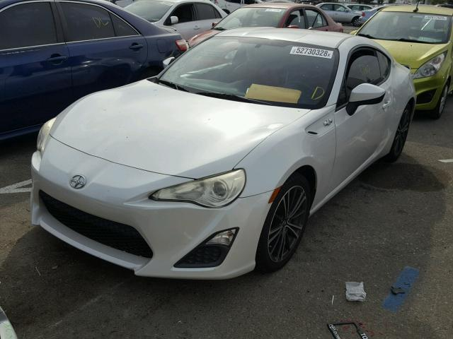 2013 Toyota scion-fr-s | Vin: JF1ZNAA14D2705597