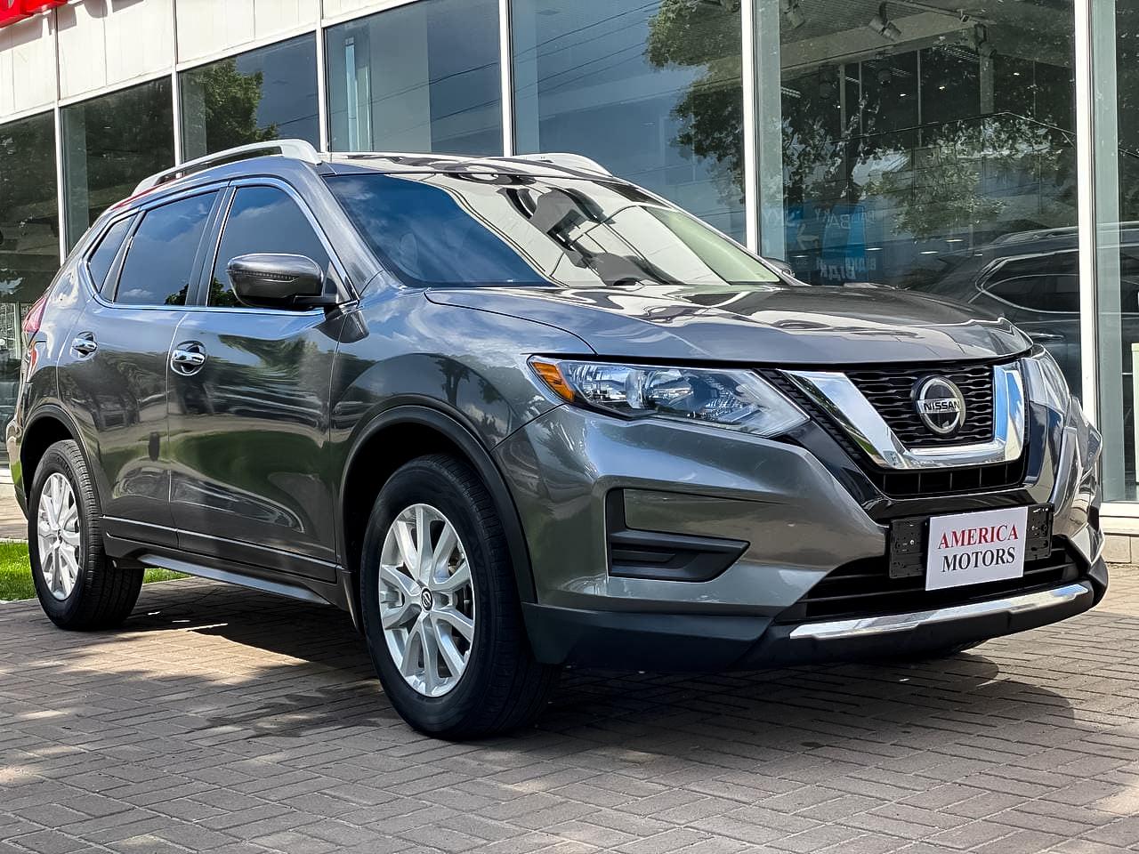 2018 Nissan ROGUE | Vin: 5N1AT2MTXJC783254