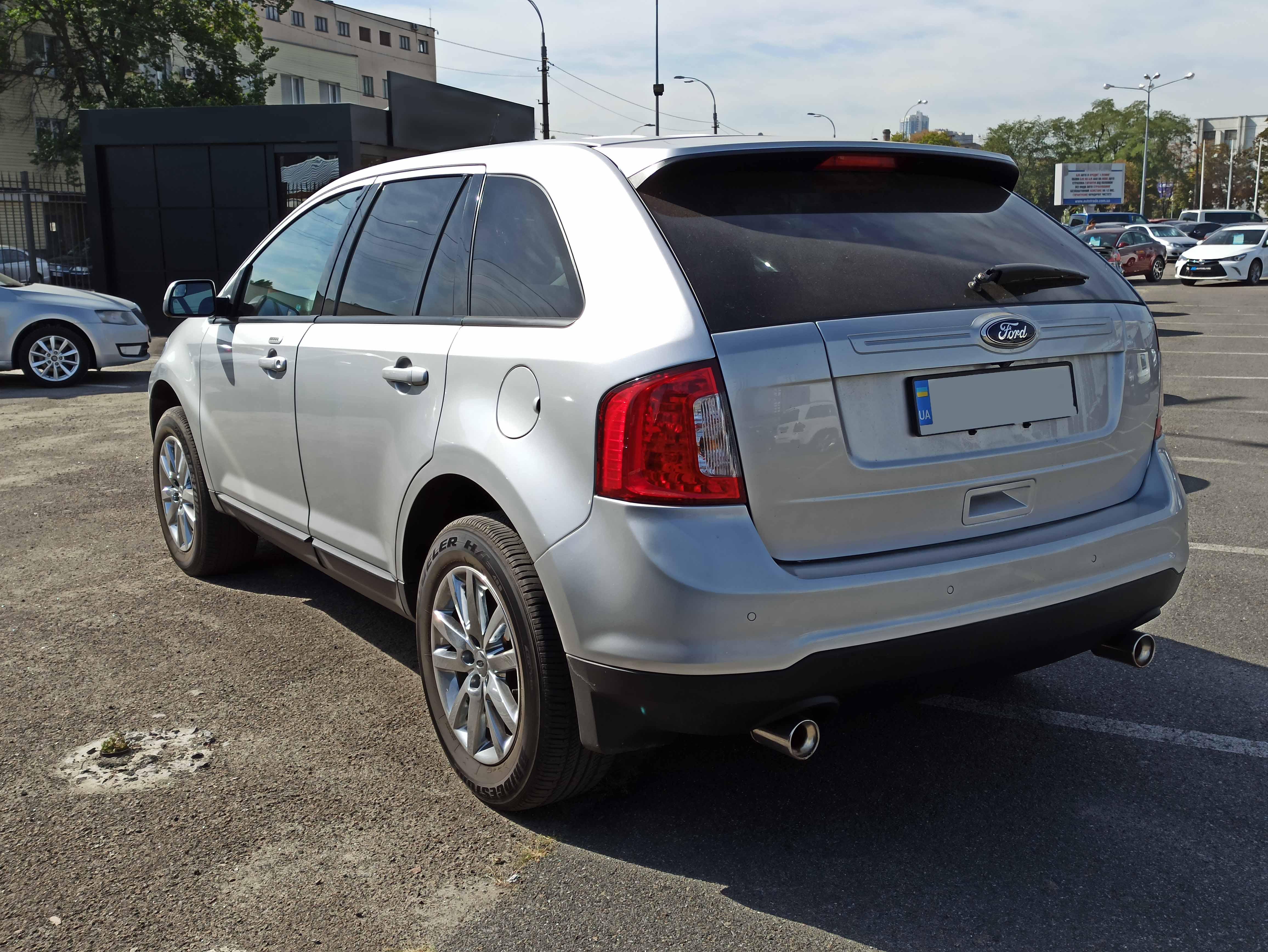 2014 Ford EDGE | Vin: 2FMDK3JC5EBB38611