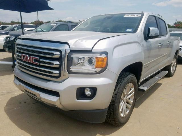 2015 GMC canyon-slt