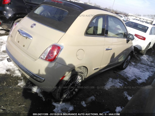 2012 Fiat  | Vin: 3C3CFFER3CT188854
