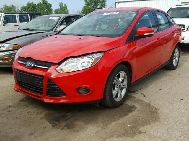 2013 Ford  | Vin: 1FADP3F29DL350387
