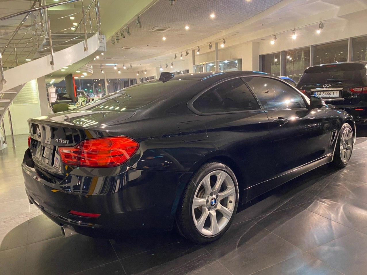 2014 BMW 435 XI   Vin: WBA3R5C52EK187144
