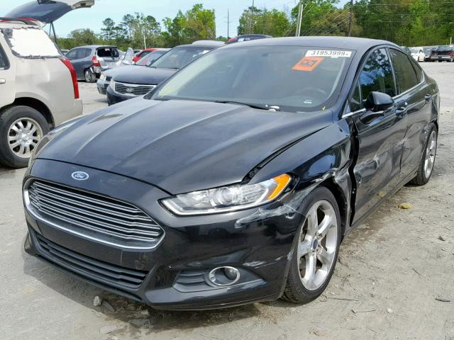 2014 Ford  | Vin: 1FA6P0HD9E5378394