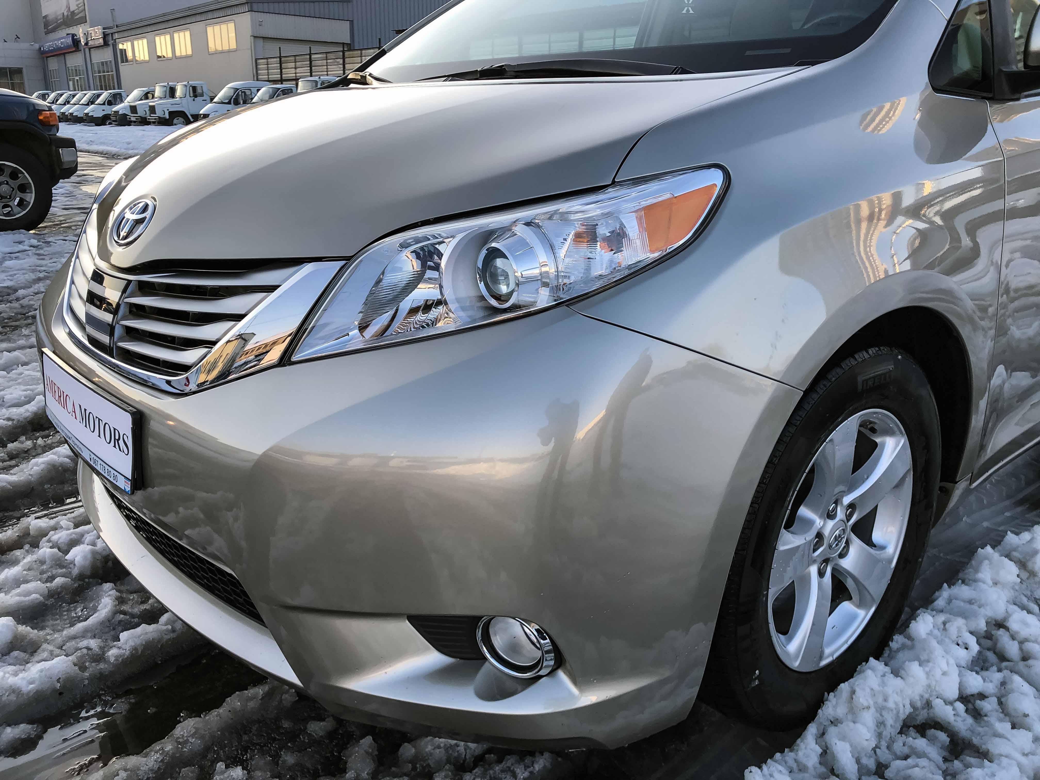 2016 Toyota SIENNA | Vin: 5TDKK3DC5GS726467