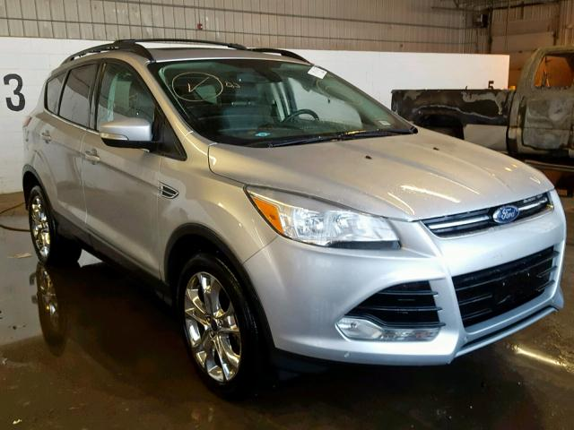 2013 Ford escape-sel