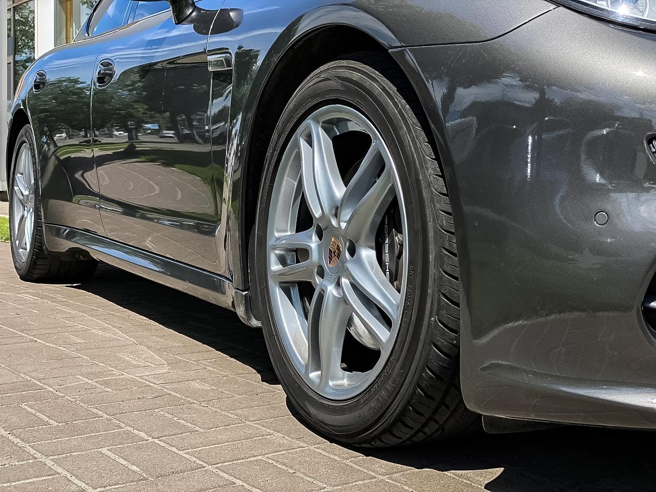 2013 Porsche PANAMERA   Vin: WP0AA2A7XEL007309