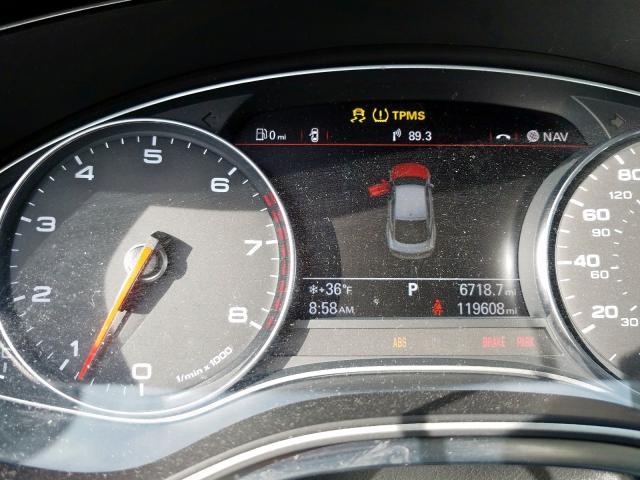 2014 Audi A7 PRESTIG | Vin: WAU2GAFC2EN******
