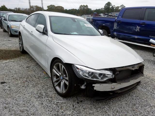 2016 BMW 428 I GRAN | Vin: WBA4A9C59GG******