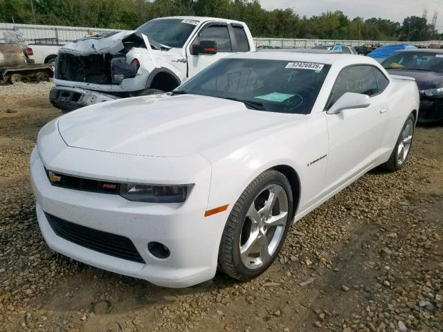 2015 Chevrolet  | Vin: 2G1FE1E36F9134202