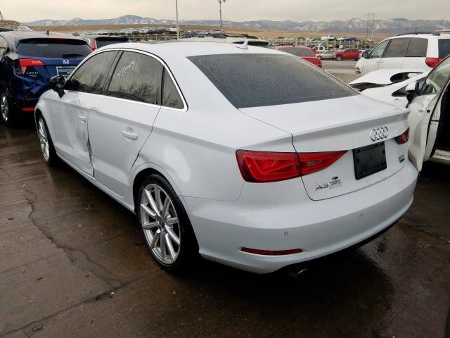 2015 Audi A3 PREMIUM | Vin: WAUEFGFF0F1******