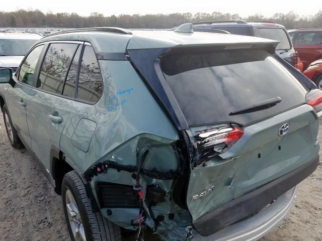 2019 Toyota RAV4 XLE | Vin: JTMRWRFV4KJ005731