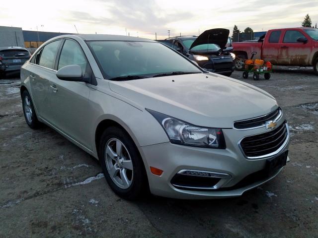 Chevrolet CRUZE LIMI
