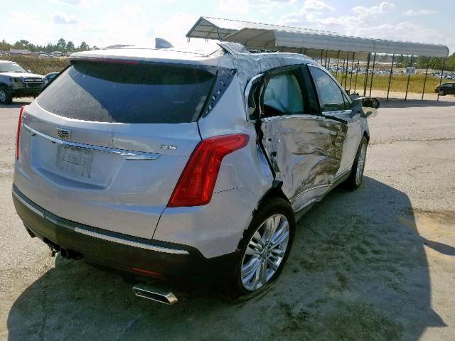 2018 Cadillac    Vin: 1GYKNERS3JZ******