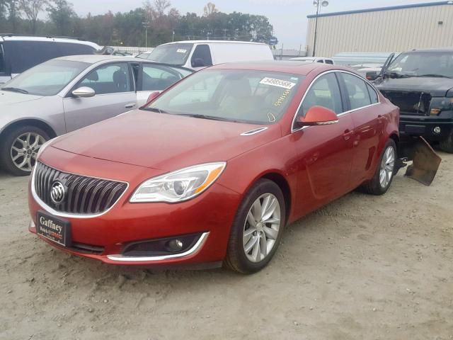 2015 Buick  | Vin: 2G4GN5EX9F9******