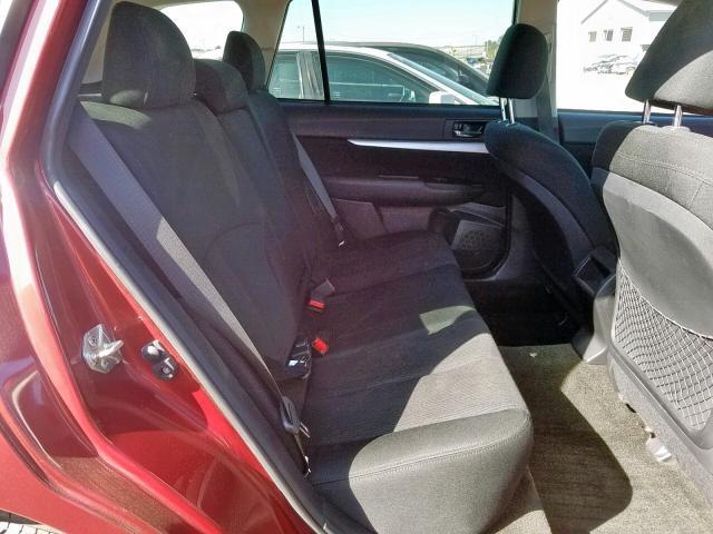2014 Subaru OUTBACK 2. | Vin: 4S4BRCCC0E3******