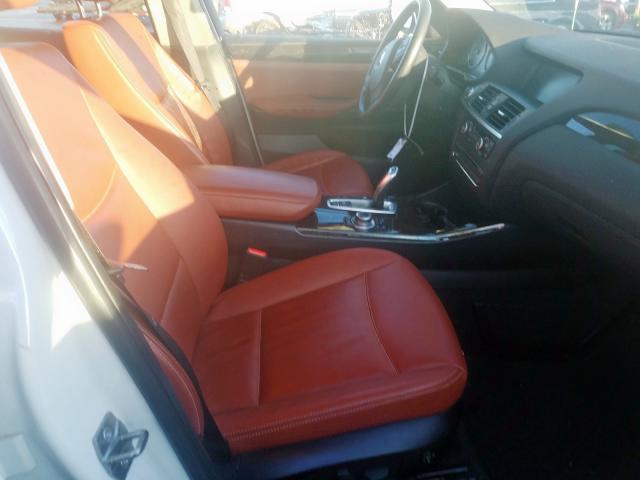 2013 BMW X3 XDRIVE2 | Vin: 5UXWX9C57D0******