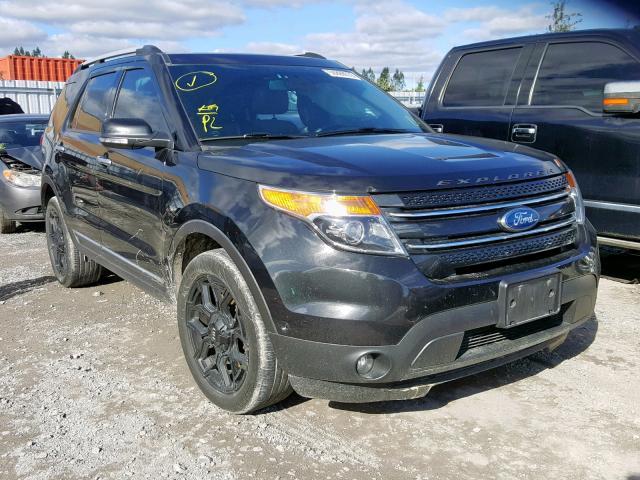 Ford EXPLORER L
