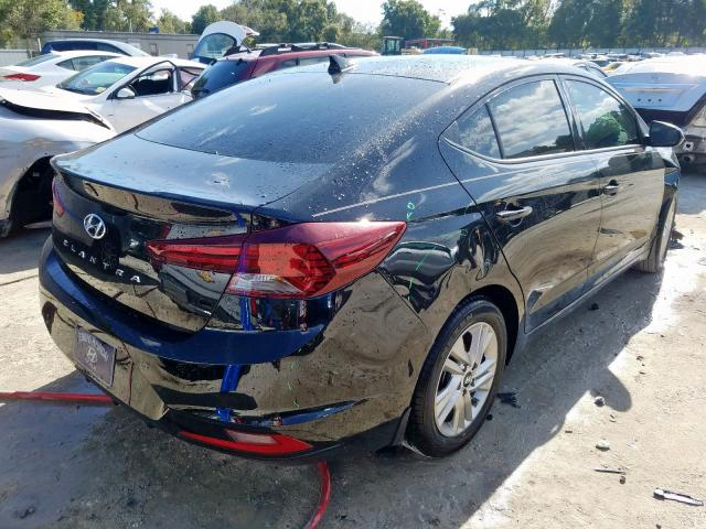 2019 Hyundai ELANTRA SE   Vin: 5NPD84LFXKH******