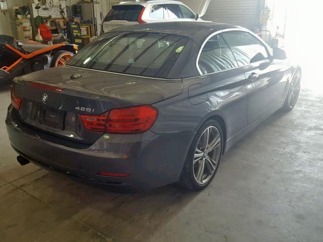 2016 BMW 428 I SULE   Vin: WBA3V7C50G5******