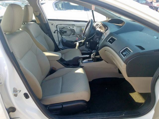 2014 Honda CIVIC LX | Vin: 19XFB2F56EE******