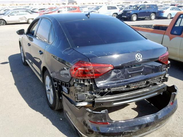 2019 Volkswagen PASSAT WOL | Vin: 1VWLA7A31KC010711