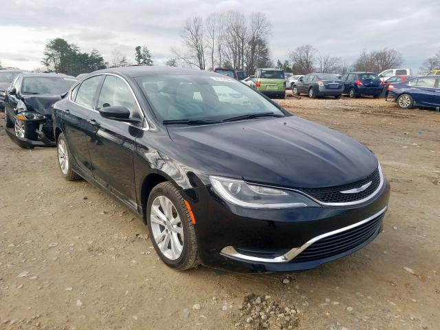 Chrysler 200 LIMITE