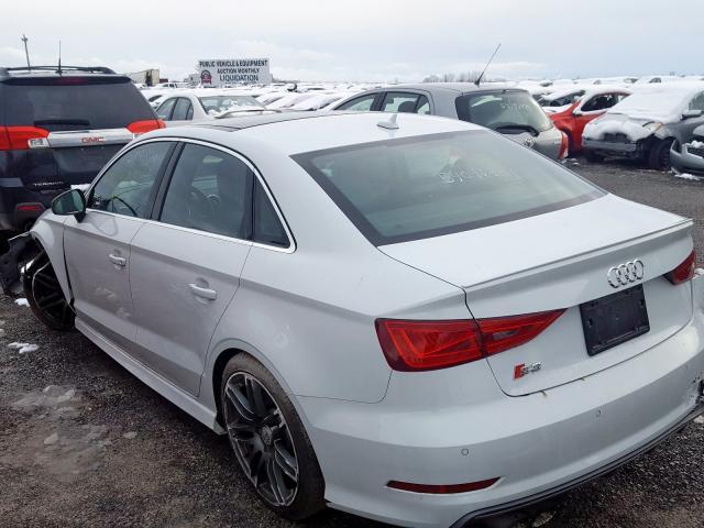 2015 Audi A3 | Vin: WAUFFRFF5F1******