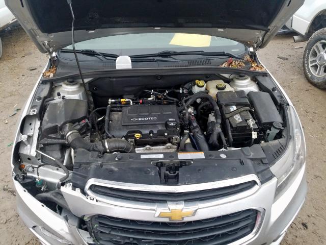 2015 Chevrolet  | Vin: 1G1PC5SB7F7******
