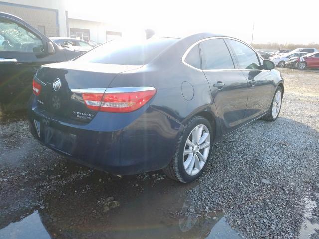 2015 Buick    Vin: 1G4PP5SK9F4******