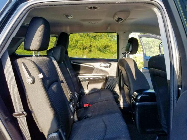 2015 Dodge JOURNEY   Vin: 3C4PDCBG6FT743658