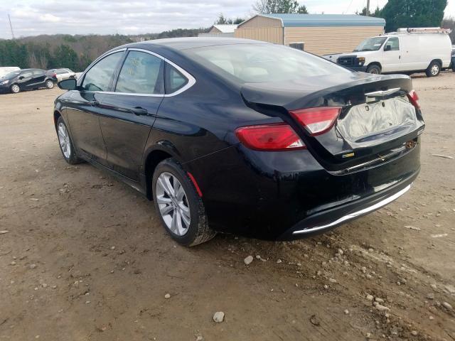 2015 Chrysler  | Vin: 1C3CCCAB6FN580473