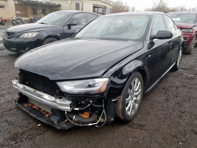 2015 Audi A4 PREMIUM   Vin: WAUBFAFL4FN******
