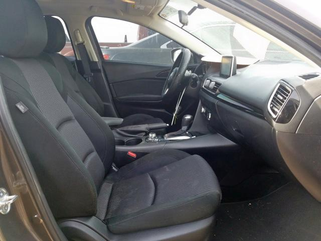 2015 Mazda 3 TOURING   Vin: 3MZBM1V76FM200957