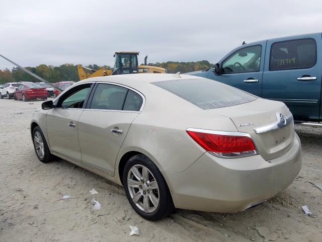2013 Buick    Vin: 1G4GF5E35DF******