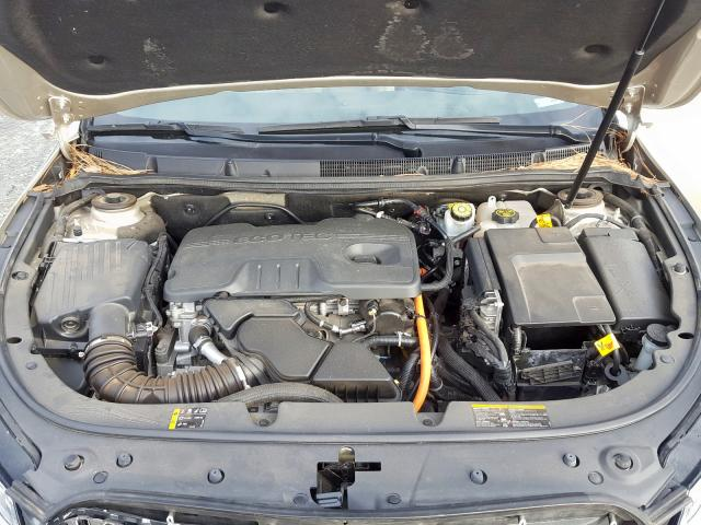 2014 Buick    Vin: 1G4GB5GR0EF******