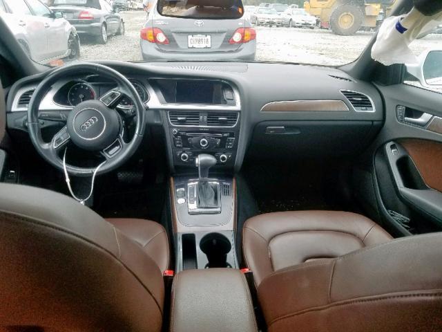 2016 Audi A4 PREMIUM | Vin: WAUAFAFL6GN******