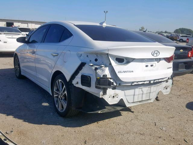 2017 Hyundai ELANTRA | Vin: 5NPD84LF1HH******