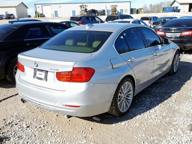 2013 BMW  | Vin: WBA3A5G59DN******